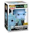Фигурка Funko POP! Vinyl: Rick & Morty: Hologram Rick Clone (Эксклюзив)