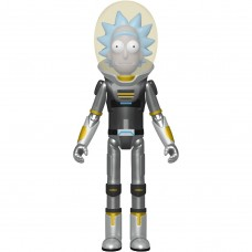 Фигурка Funko Action Figure: Rick & Morty: Space Suit Rick