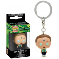Брелок Funko Pocket POP! Keychain: Rick & Morty: Death Crystal Morty
