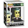 Фигурка Funko POP! Vinyl: Rick & Morty: Mr. Poopy Butthole Auctioneer