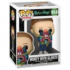 Фигурка Funko POP! Animation: Rick & Morty: Morty with Glorzo