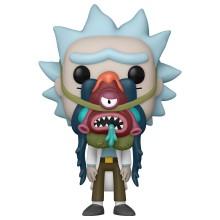 Фигурка Funko POP! Animation: Rick & Morty: Rick with Glorzo