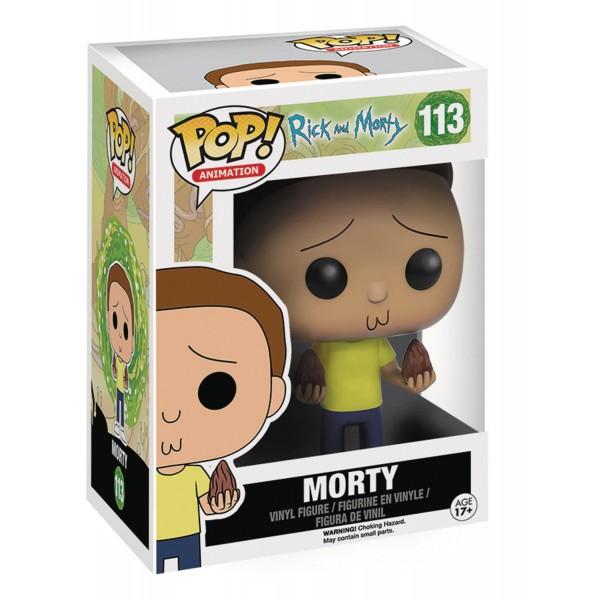 Фигурка Funko POP! Vinyl: Rick & Morty: Morty