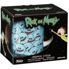 Кружка Funko Rick & Morty: Stein: It's Getting Weird