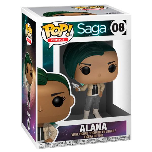 Фигурка Funko POP!  Saga: Алана с Пистолетом (Alana with Gun)