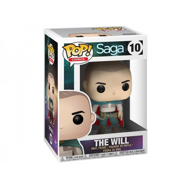 Фигурка Funko POP!  Saga:  Вилл