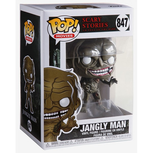 Фигурка Funko POP! Vinyl: Horror: Scary Stories: Jangly Man
