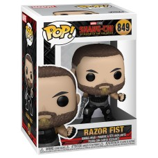 Фигурка Funko POP! Bobble: Marvel: Shang-Chi: Razor Fist