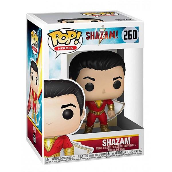 Фигурка Funko POP! Vinyl: DC: Shazam!: Shazam