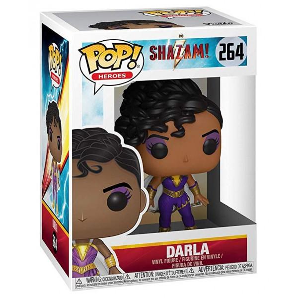 Фигурка Funko POP! Vinyl: DC: Shazam!: Darla