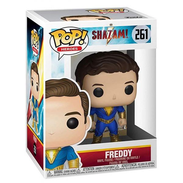 Фигурка Funko POP! Vinyl: DC: Shazam!: Freddy