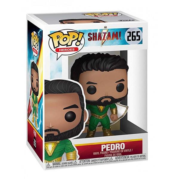 Фигурка Funko POP! Vinyl: DC: Shazam!: Pedro