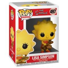 Фигурка Funko POP! Vinyl: Simpsons: Lisa Simpson