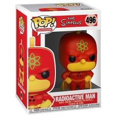 Фигурка Funko POP! Vinyl: Simpsons: Radioactive Man
