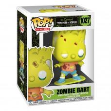 Фигурка Funko POP! Simpsons: Zombie Bart (Exc)