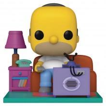 Фигурка Funko POP! Deluxe: Simpsons: Couch Homer