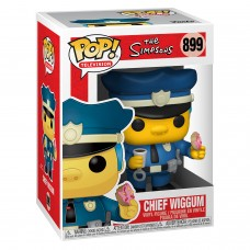 Фигурка Funko POP! Animation: Simpsons: Chief Wiggum