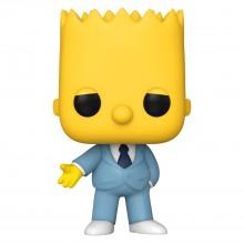 Фигурка Funko POP! Simpsons: Gangster Bart