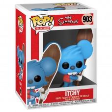 Фигурка Funko POP! Vinyl: Simpsons: Itchy