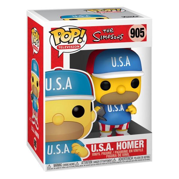 Фигурка Funko POP! Animation: Simpsons: U.S.A. Homer