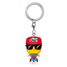 Брелок Funko Pocket POP! Simpsons: Duffman