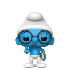 Фигурка Funko POP! Vinyl: The Smurfs: Brainy Smurf