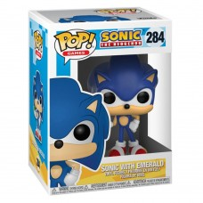 Фигурка Funko POP! Games Sonic with Emerald