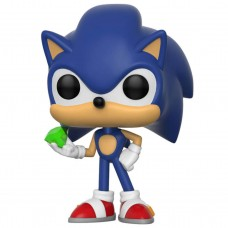 Фигурка Funko POP! Games Sonic with Emerald