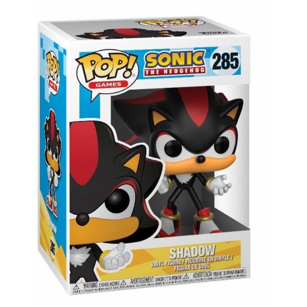 Фигурка Funko POP! Vinyl: Games: Sonic: Shadow