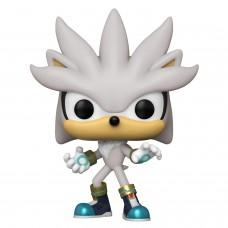 Фигурка Funko POP! Games: Sonic the Hedgehog: Silver