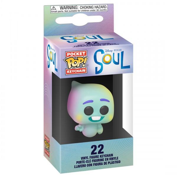 Брелок Funko Pocket POP! Keychain: Disney: Soul: 22