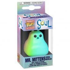 Брелок Funko Pocket POP! Keychain: Disney: Soul: Mr. Mittens (Soul World)
