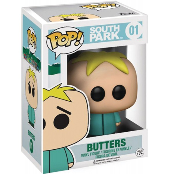 Фигурка Funko POP! Vinyl: South Park W2: Баттерс