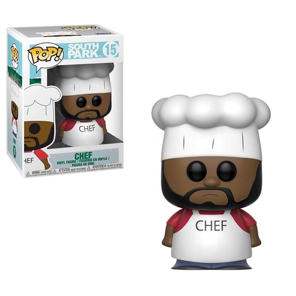 Фигурка Funko POP! Vinyl: South Park W2: Шеф