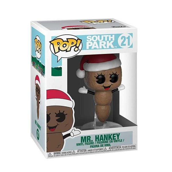 Фигурка Funko POP! Vinyl: South Park W2: Мистер Хэнки