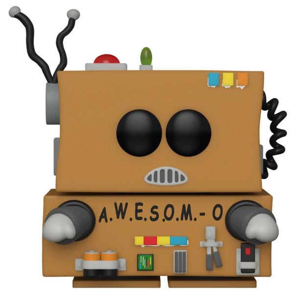 Фигурка Funko POP! South Park: «ШИКАРН-О» (Awesom-O)