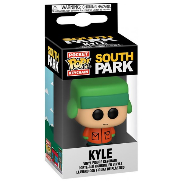 Брелок Funko Pocket POP South Park: Kyle