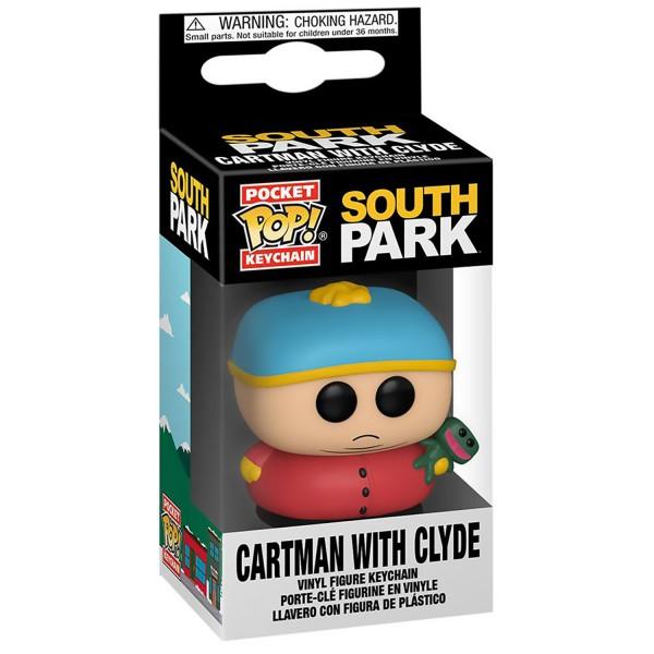 Брелок Funko Pocket POP South Park: Cartman with Clyde