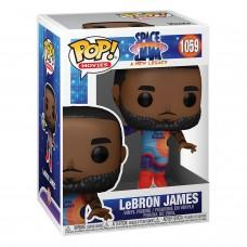 Фигурка Funko POP! Movies: Space Jam: A New Legacy: LeBron James