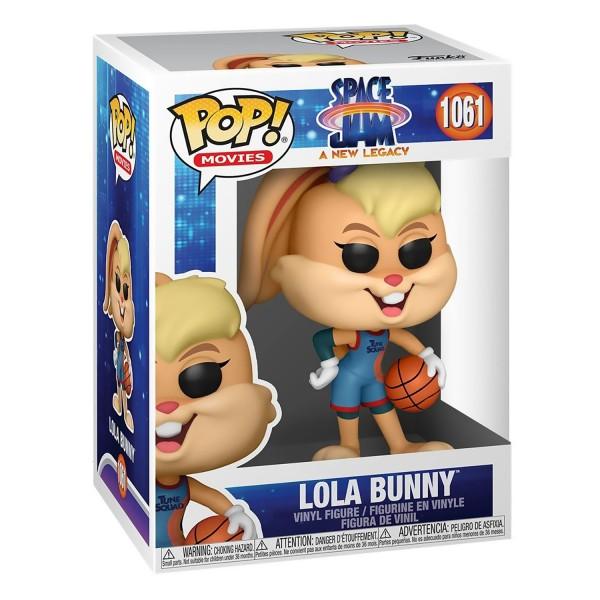 Фигурка Funko POP! Movies: Space Jam: A New Legacy: Lola Bunny