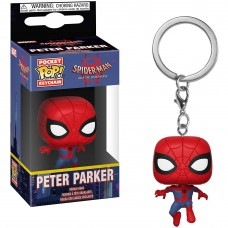 Брелок Funko Pocket POP! Keychain: Spider-Man Peter Parker