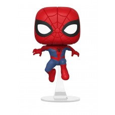 Фигурка Funko POP! Bobble: Spider-Man Into The Spider-Verse: Peter Parker