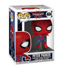 Фигурка Funko POP! Bobble: Spider-Man Into The Spider-Verse: Peter Parker