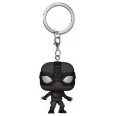Брелок Funko Pocket POP! Marvel: Spider Man (Stealth Suit)