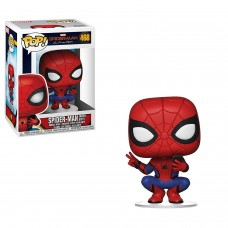 Фигурка Funko POP! Bobble: Marvel: Spider-Man: Far From Home: Spider-Man (Hero Suit)