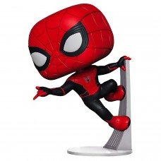 Фигурка Funko POP! Bobble: Marvel: Spider-Man: Far From Home (Upgraded Suit)