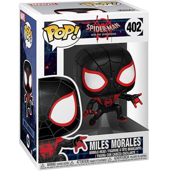 Фигурка Funko POP! Bobble: Marvel: Animated Spider-Man: Spider Man Miles Morales