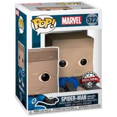 Фигурка Funko POP! Bobble: Marvel: Spider-Man Bag-Man (Exc)