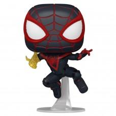 Фигурка Funko POP! Bobble: Marvel: Miles Morales (Classic Suit)