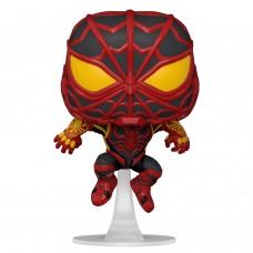 Фигурка Funko POP! Bobble: Marvel: Miles Morales (S.T.R.I.K.E. Suit)